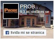 Facebook Probe alati