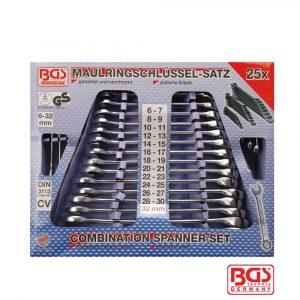 Set vilasto okastih ključeva BGS 6-32mm 25DJ