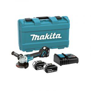 Akumulatorska kutna brusilica Makita DGA504RFE3