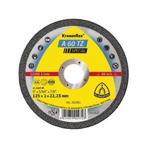 Rezna ploča Klingspor A 60 TZ Special 115 x 1 x 22,23