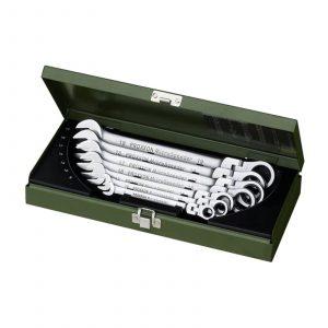 Set zglobnih ključeva MICRO 10-19mm