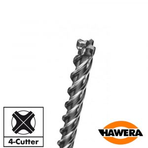 Svrdlo za beton SDS PLUS HAWERA SHARX