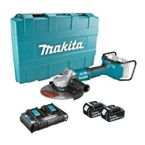 Akumulatorska kutna brusilica Makita DGA900PT2