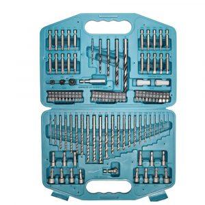 Set svrdala, bitova i nasadnih ključeva MAKITA P-30835