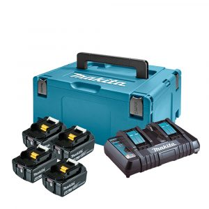 Akumulatorski set Makita Power Pack 4,0Ah