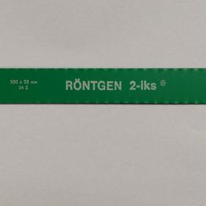 List ručne pile Röntgen 2-IKS 2/2