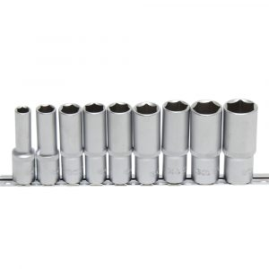 Set dugih nasadnih ključeva BGS 10-24mm 1/2˝