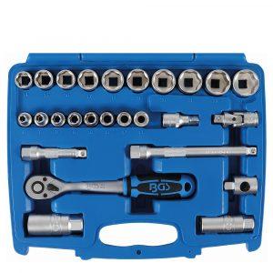 Set nasadnih ključeva BGS 2227 / 26DJ