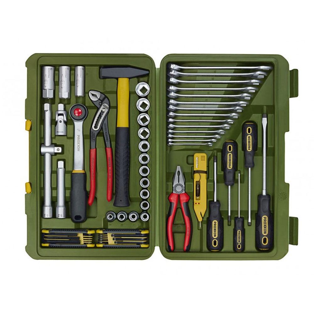 Garnitura alata u koferu PROXXON 44dj.