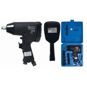 Pneumatski odvijač BGS 3223 set 16DJ