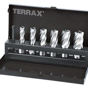 TERRAX set glodala HSS 12-22 / 7DJ