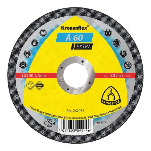 Rezna ploča Klingspor A 60 EX