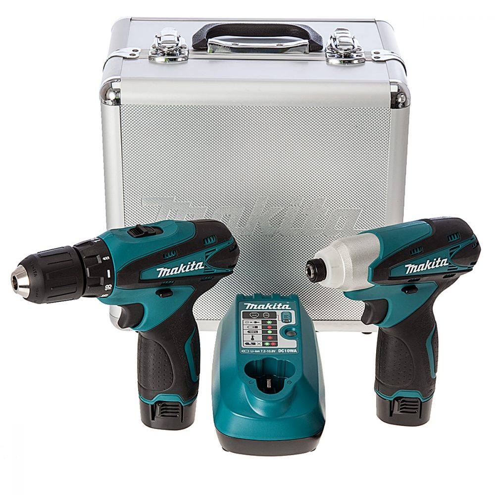 Akumulatorski set Makita LCT204