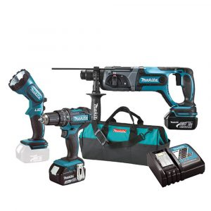 Akumulatorski set Makita DLX3043