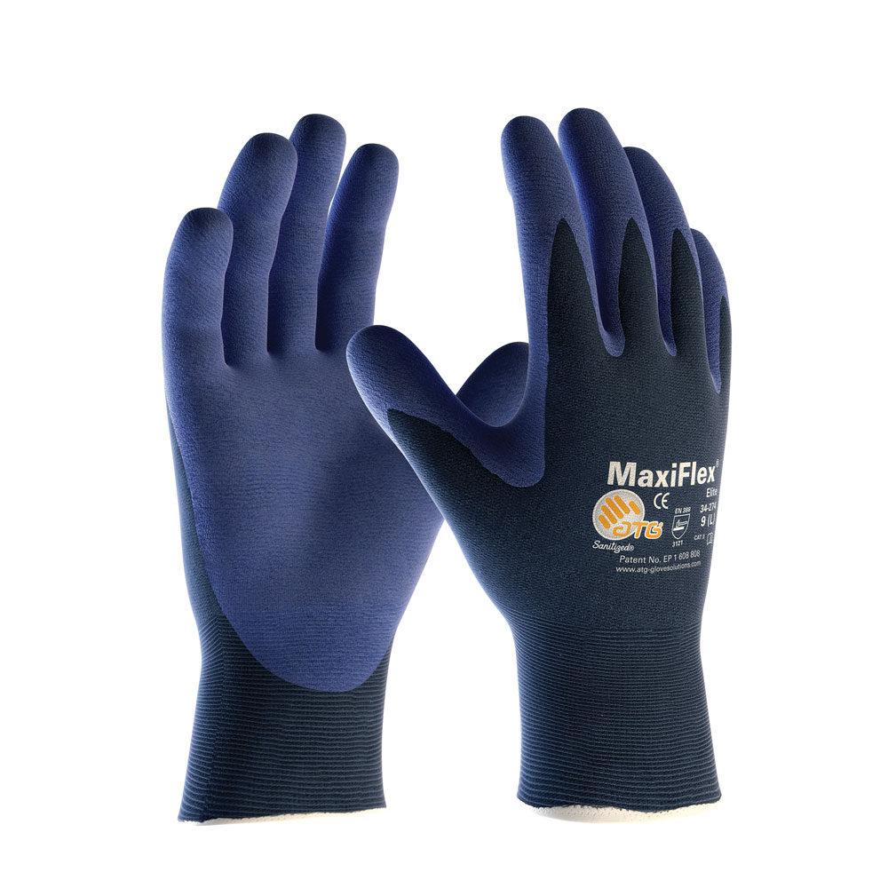 Rukavica ATG MaxiFlex Elite KW Palm Coated