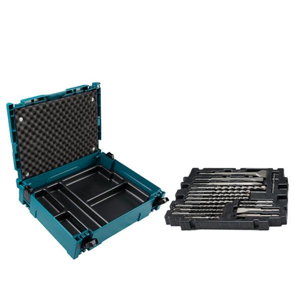 Set svrdala i dlijeta Makita SDS Plus - Makpac kofer