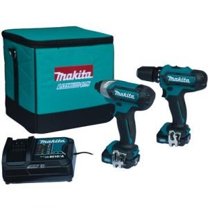 Akumulatorski set Makita CLX201SA