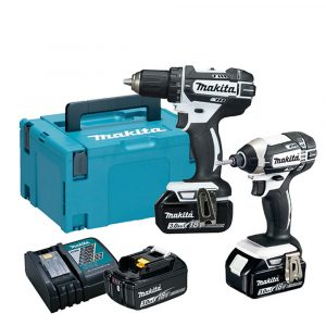 Akumulatorski set MAKITA DLX2127WJ6