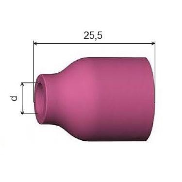 KERAMIČKA SAPNICA 25,5 mm / Br.7