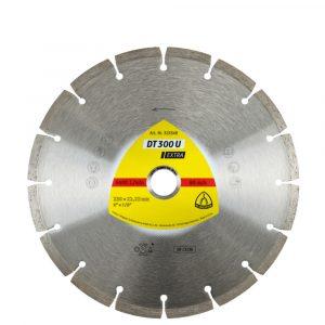 Dijamantna ploča Klingspor DT300U EXTRA-230mm