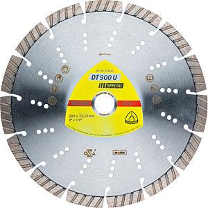 Klingspor DT900U Specijal dijamantna ploča 230mm