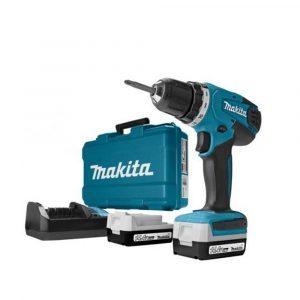 Akumulatorska bušilica Makita DF347DWE