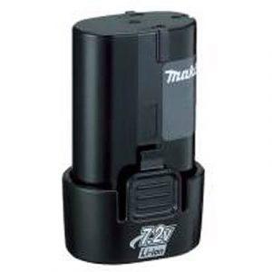 Makita BL7010, 7.2V akumulator