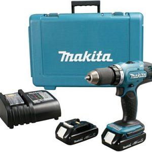 Akumulatorska udarna bušilica-odvijač Makita DHP453SYE