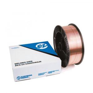 Žica pobakrena EZ-SG2 0,8 mm/15Kg S-S PLAST