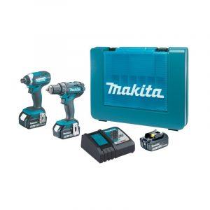 Akumulatorski set Makita DLX2127X1