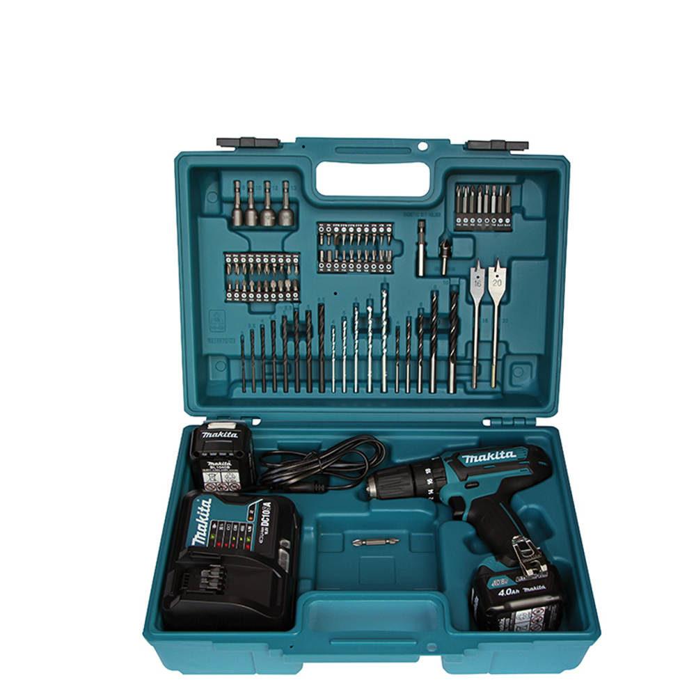 Akumulatorska udarna bušilica-odvijač HP331DSMX1