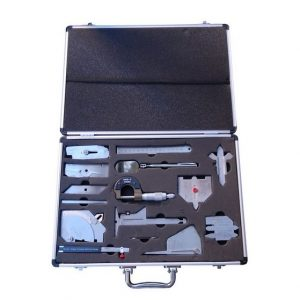 Mjerni kofer za kontrolu zavara WGK-02