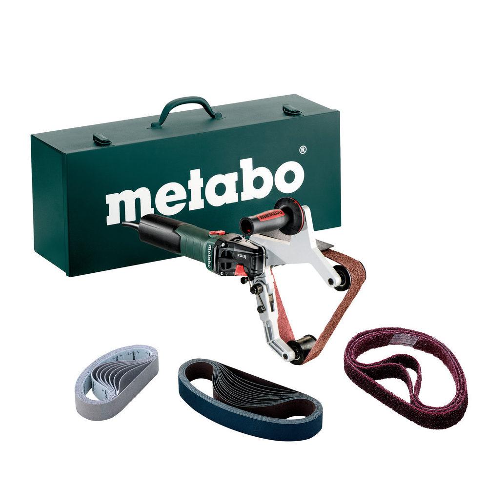 Tračna brusilica METABO RBE 15-180 Set