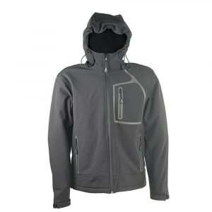 Jakna softshell crna WILLIAM
