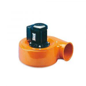 Ventilator za usisne cijevi i teleskopske usisne cijevi