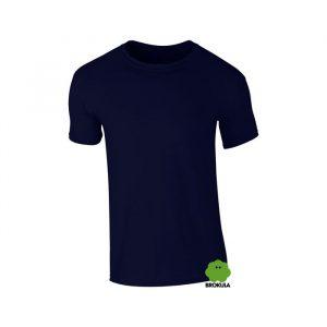 Majica lagana ljetna BROKULA Organic Line - Plava