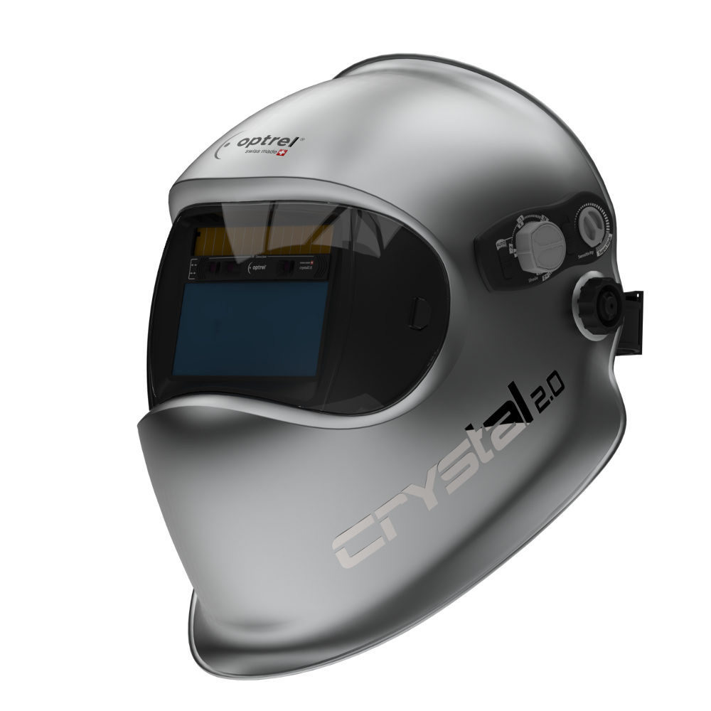 Optrel Crystal 2.0 - Maska za zavarivanje