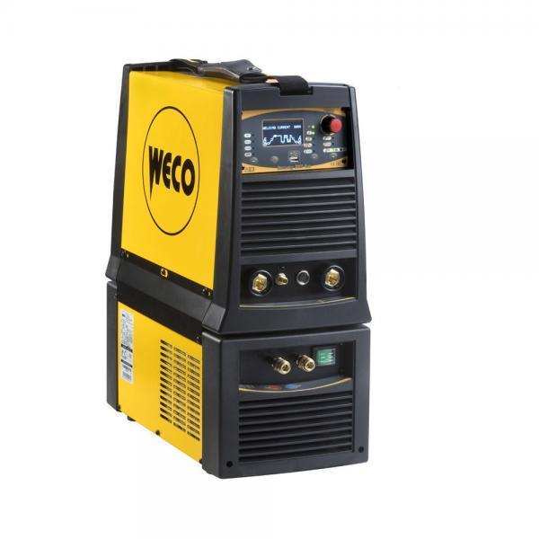Aparat za TIG/DC zavarivanje WECO Discovery 300T EVO