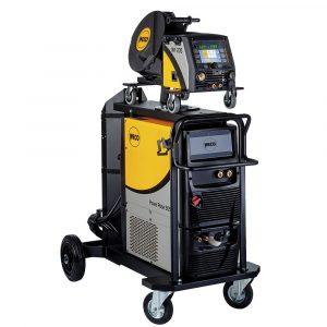 Aparat za MIG/MAG zavarivanje WECO Power Pulse 405d PP WF205 4mt CU20
