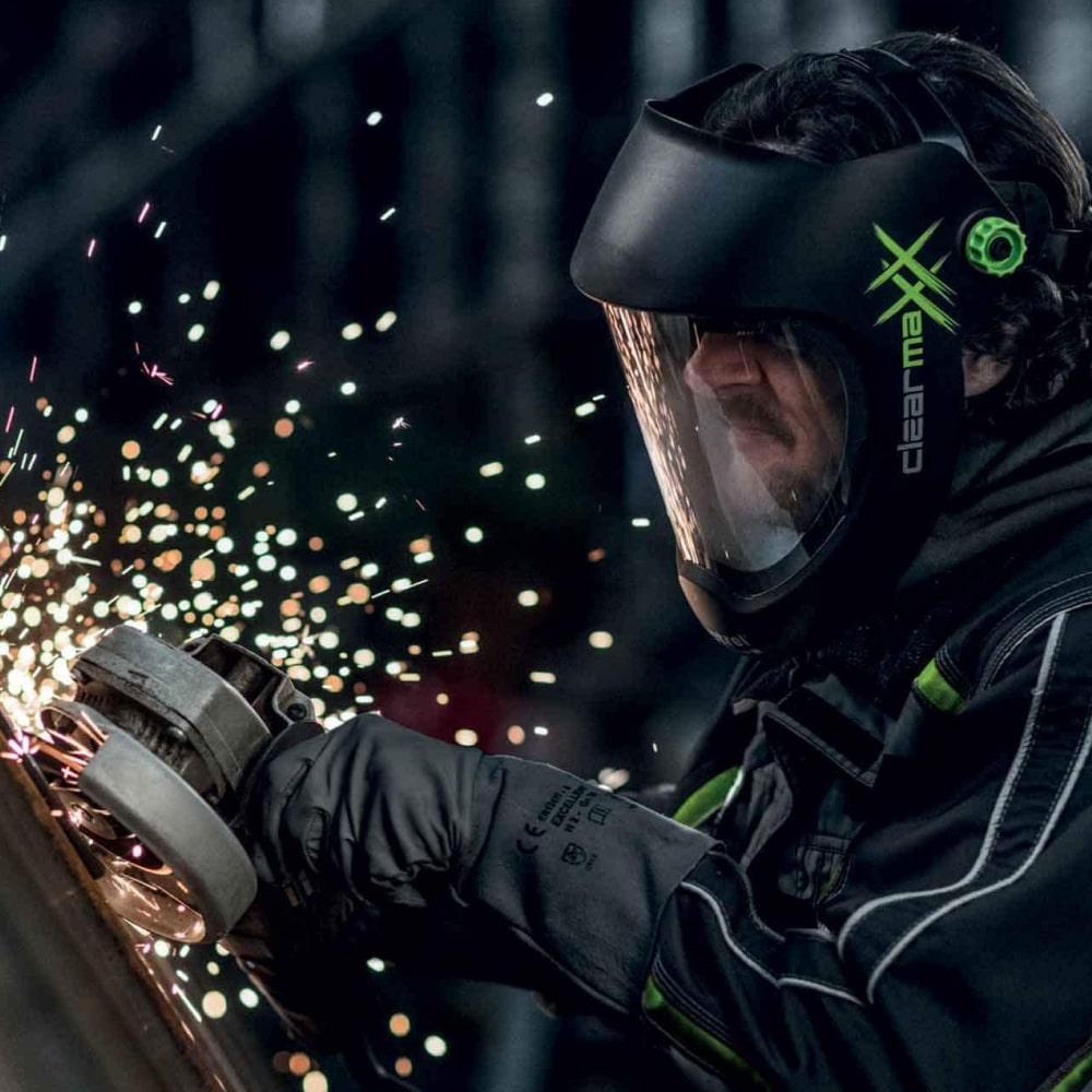 Optrel Clearmaxx - Maska za brušenje