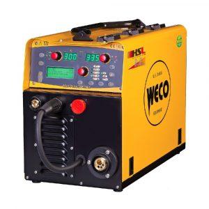 Aparat za MIG/MAG zavarivanje WECO MicroPulse 302MFK