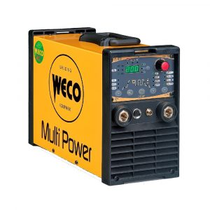 Aparat za TIG DC HF/REL CELULOZA zavarivanje WECO Multipower 204T