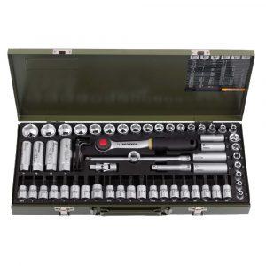 Set nasadnih ključeva PROXXON 3/8″ 6-24 mm 65-djelni