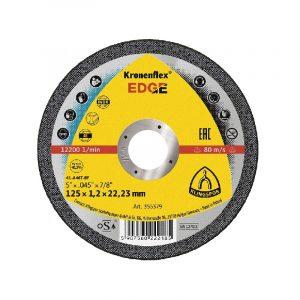 Rezna ploča Klingspor Kronenflex EDGE 125(115) x 1,2 x 22,23