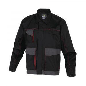 Radna bluza DMACHVES black crna