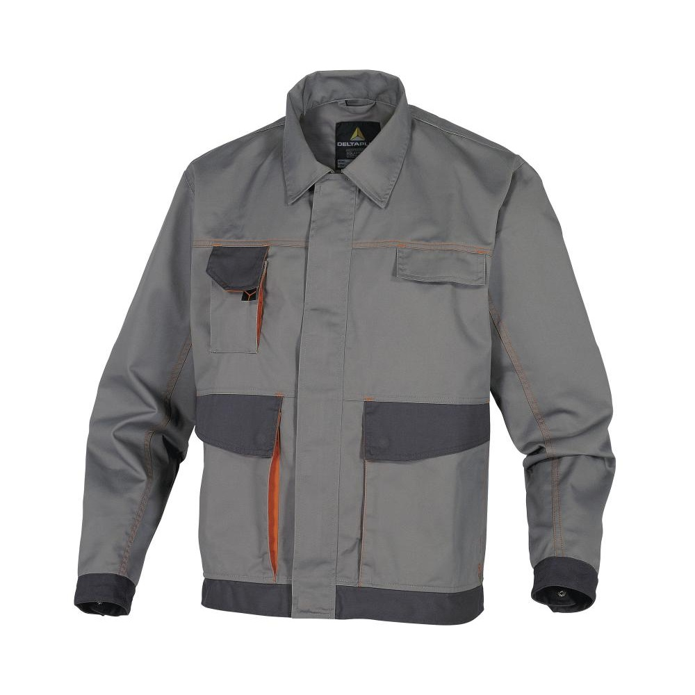 Radna bluza DMACHVES light grey siva