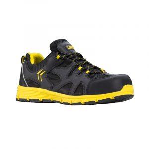 Zaštitna cipela niska MOVE S3 Žuta
