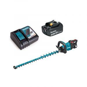 Akumulatorske škare za živicu Makita DUH752SF + POWER SET
