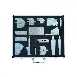 Mjerni kofer za kontrolu zavara WGK-1