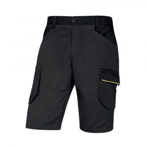 Radne kratke hlače MACH2 Tamnosiva/Žuta M2BE3